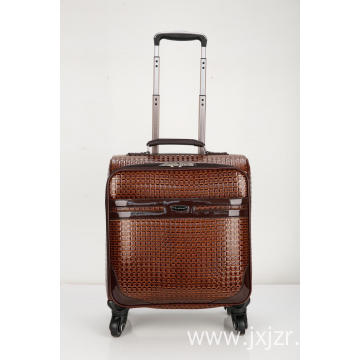 PU 4 Wheels Airline Luggage Trolley
